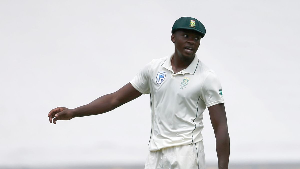 Kagiso Rabada becomes third-fastest South Africa bowler to scalp 200 Test wickets