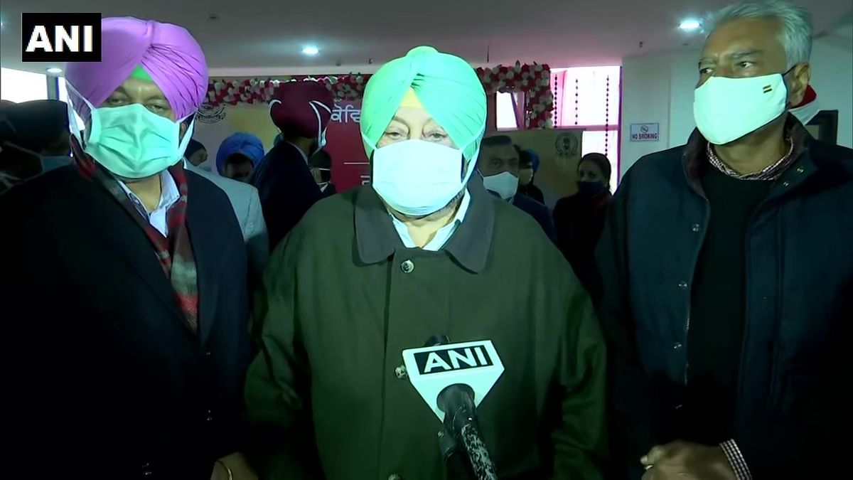 'Even the Queen of England...': Punjab CM Captain Amarinder Singh's endorsement of COVID-19 vaccine