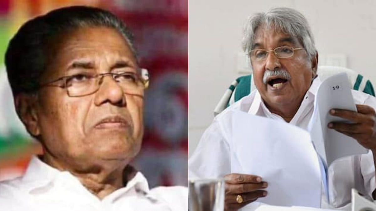Kerala: LDF govt steals the thunder by sending ex-CM Oommen Chandy's solar case to CBI