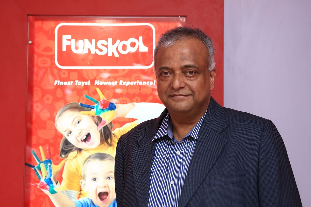 Ownership is the name of the game, says Funskool India's R Jeswant to BrandSutra