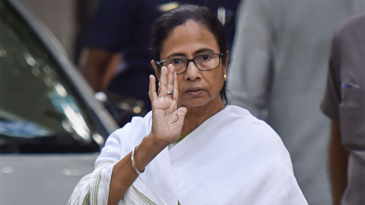'BJP govt should be forced to repeal farm laws': Mamata Banerjee urges people to hit the streets