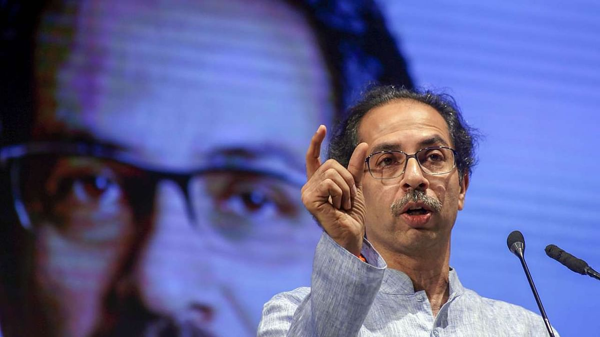 Shiv Sena supremo Uddhav Thackeray