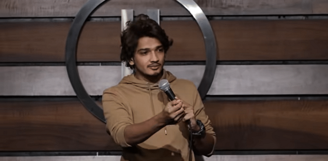 Mumbai-based comic Munawar Faruqui booked in Indore for 'insulting Hindu gods', roughed up by Hindutva group