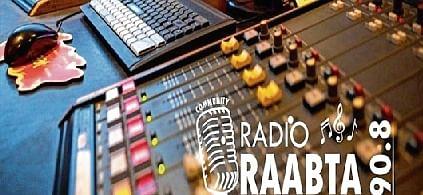 Troubled south Kashmir breathes fresh airwaves