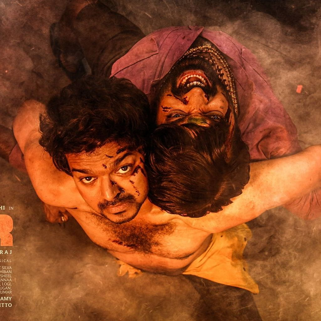 Vijay's latest film 'Master' leaked online hours before its theatrical release