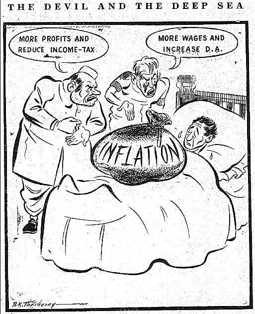 Bal Thackeray birth anniversary: Shiv Sena supremo's exclusive cartoons for FPJ — Witty, Classy, Timeless