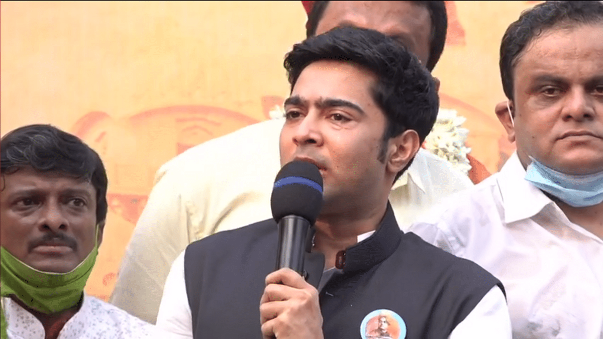 West Bengal: BJP will not win a single seat in Midnapore, says TMC MP Abhishek Banerjee