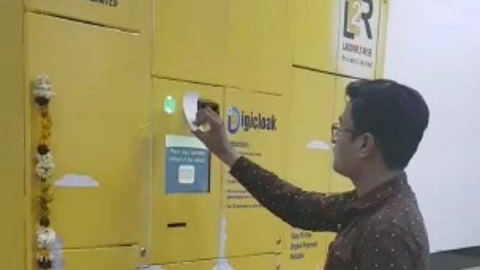 Central Railway Mumbai Division to install digilockers at cloakrooms of Chhatrapati Shivaji Maharaj Terminus, Lokmanya Tilak Terminus and Dadar stations