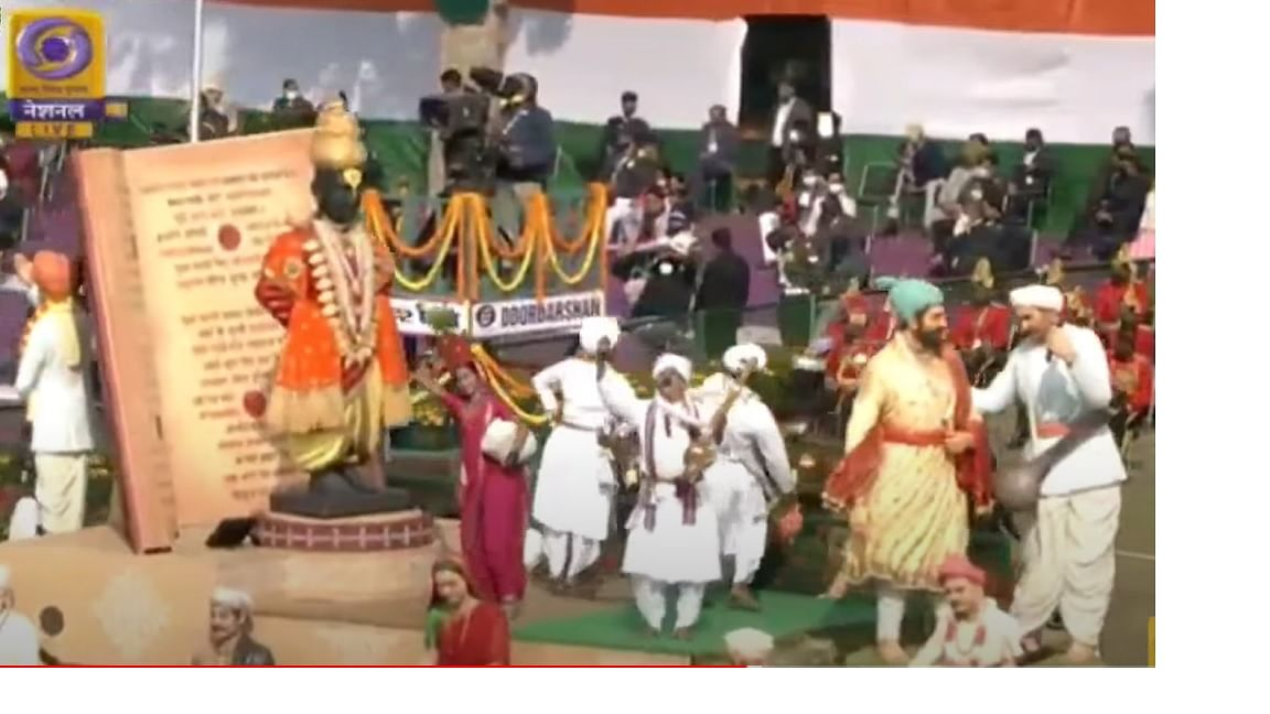 Two R-Day parades, one of national pride, the other of utter shame