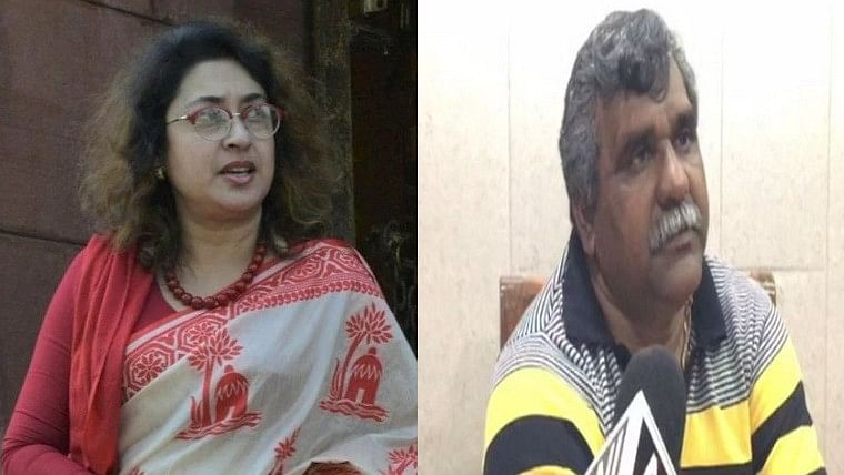 West Bengal: Satabdi Roy appointed TMC's state unit vice-president; Jitendra Tiwari axed from district president post of East Burdwan