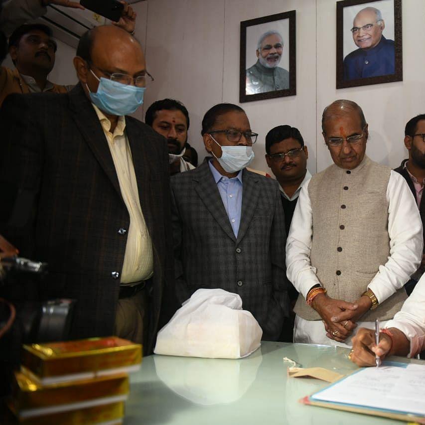 Ujjain: Upadhyaya takes charge of Jan Abhiyan Parishad's vice-president