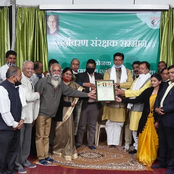 Ujjain: Green soldiers get awards for protecting environment
