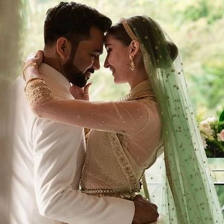 Who is Alicia Zafar? 'Bharat' director Ali Abbas Zafar introduces his wife with an adorable photo from their wedding