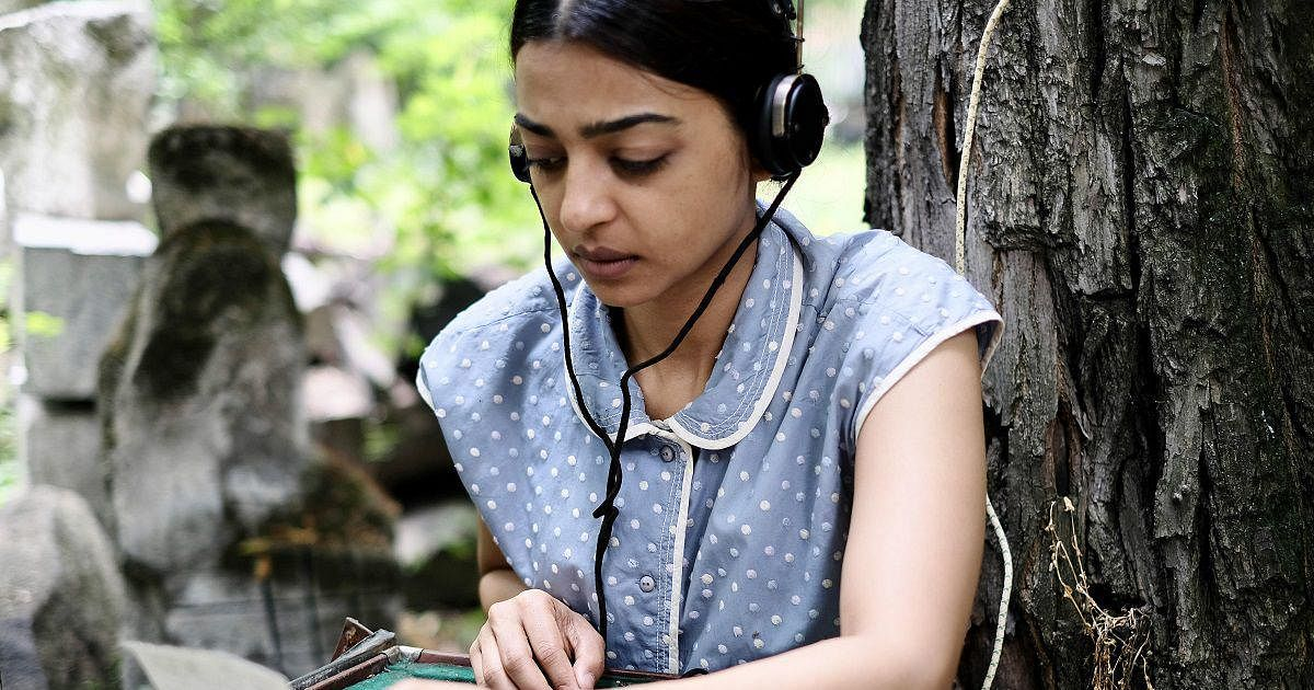 Radhika Apte plays the princess-turned-espionage agent Noor Inayat Khan in 'A Call to Spy'