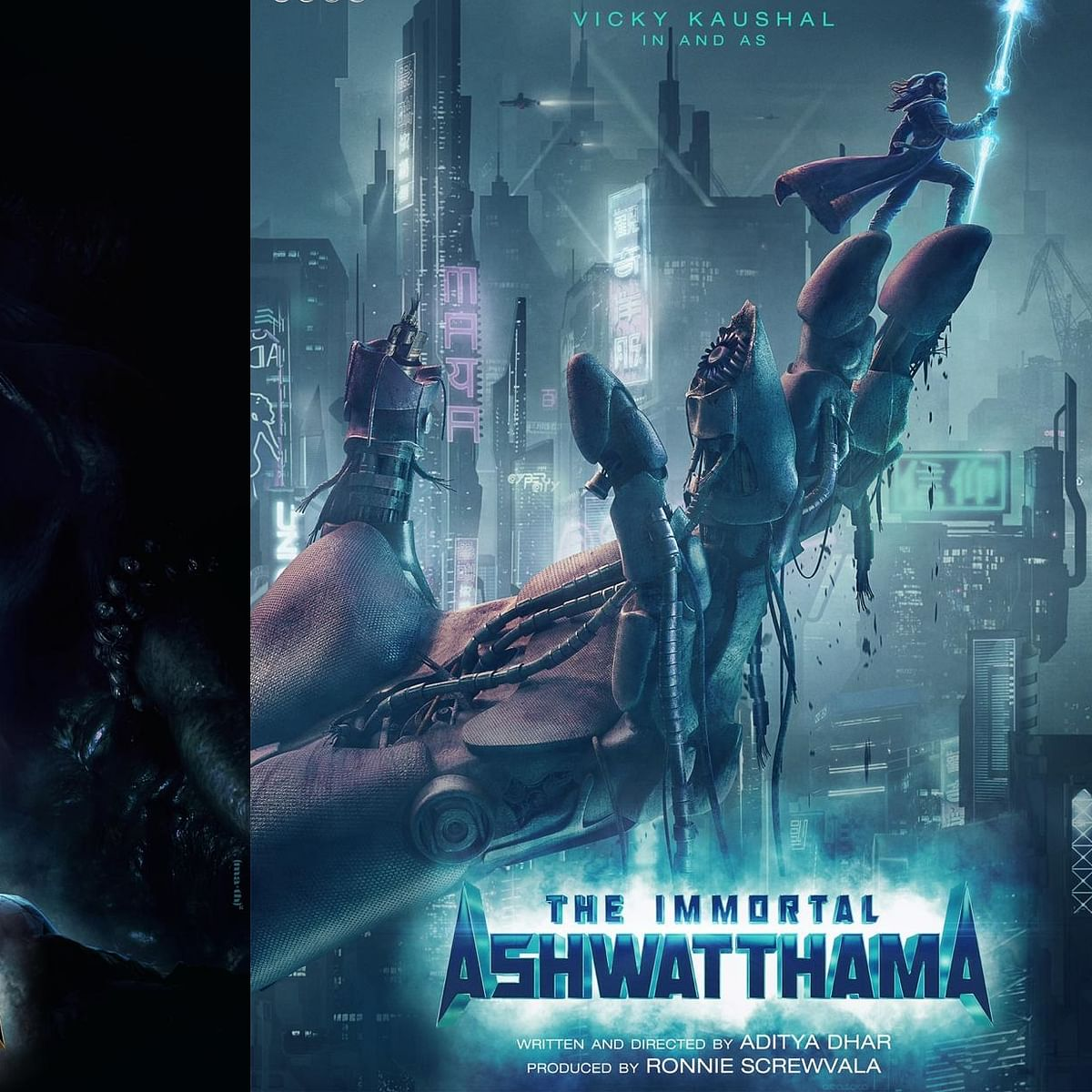 First Look: Vicky Kaushal reunites with 'Uri' director for 'The Immortal Ashwatthama'