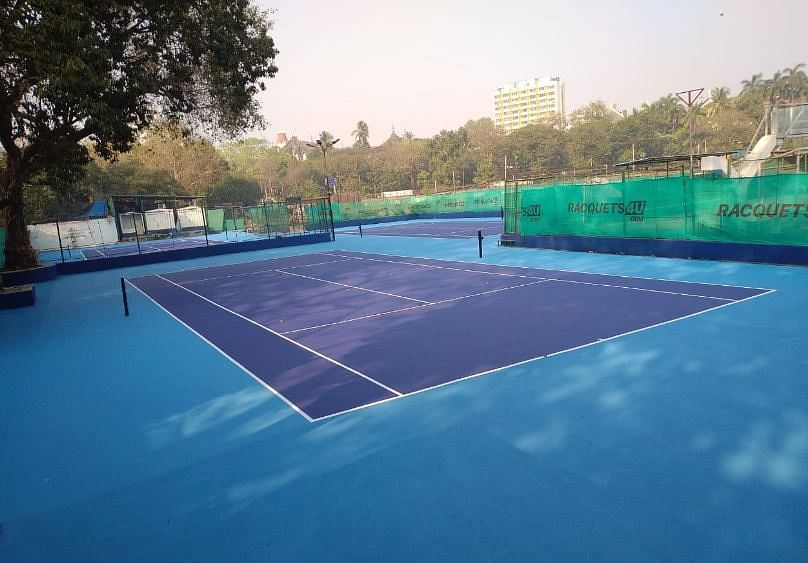 MSSA tennis set for All Love:  Three courts adjacent basketball have been renovated, thanks to Tennistation