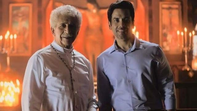 Naseeruddin Shah and Tusshar Kapoor to star in the whodunit 'Maarrich'