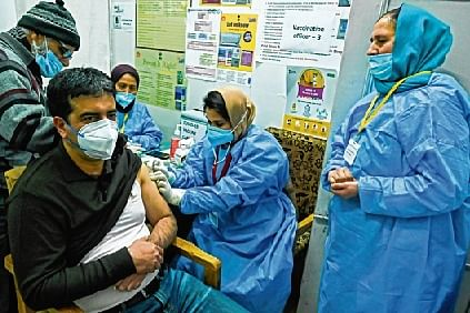 INDORE: Covid vaccination to begin from Monday and this time frontline workers will be inoculated
