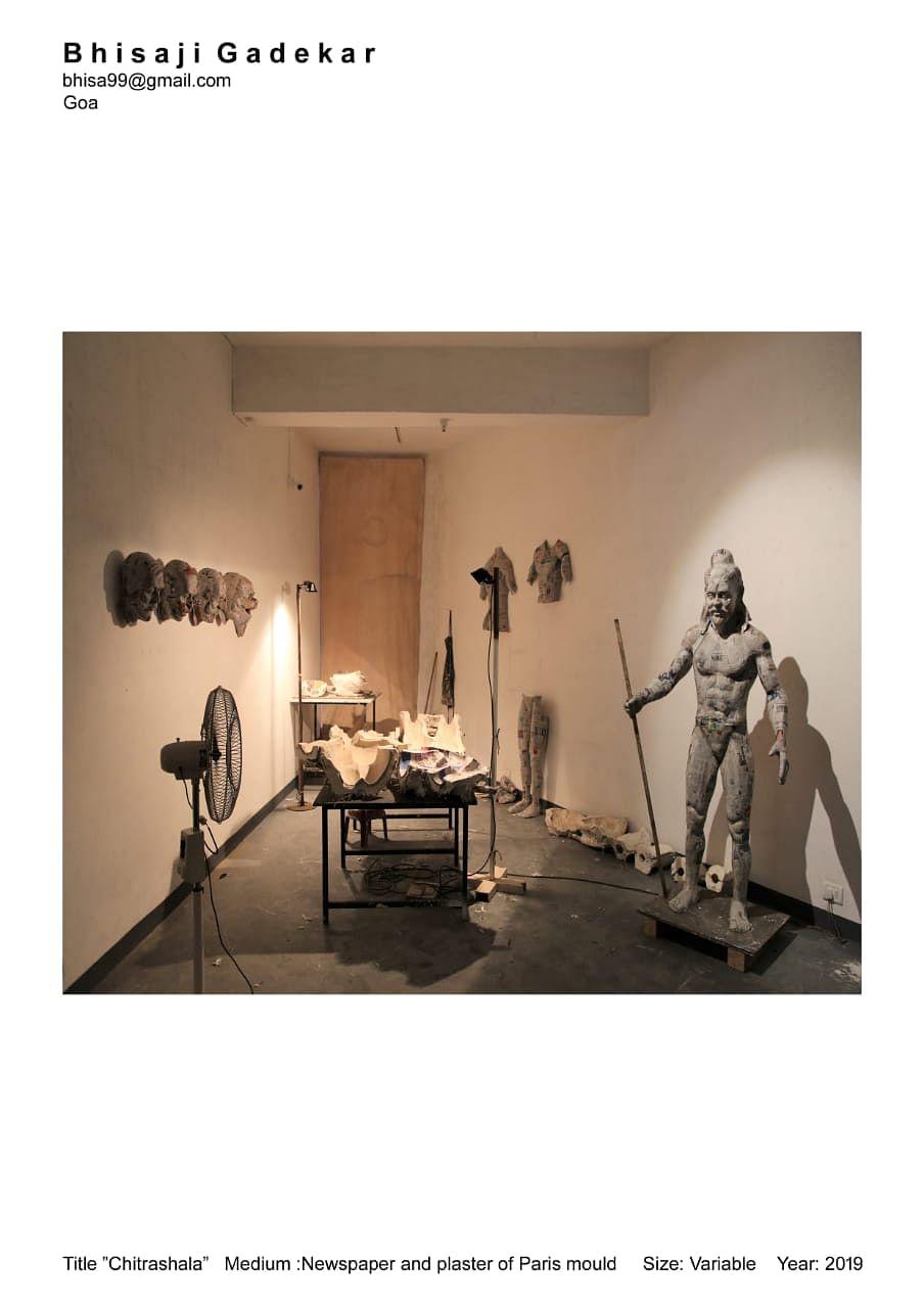 Bhopal: Around 30 artists present artwork at online exhibition Goa Gazebo