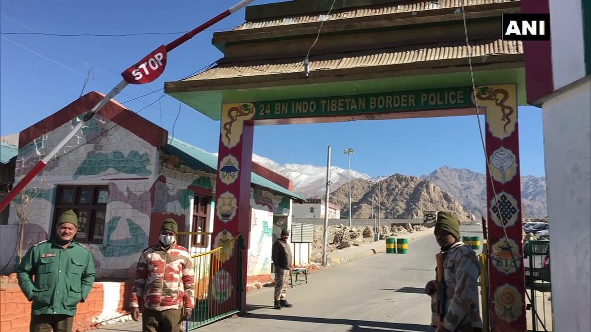 V-Day Updates: Soldiers of Indo-Tibetan Border Police deployed at forward posts receive COVID-19 vaccine