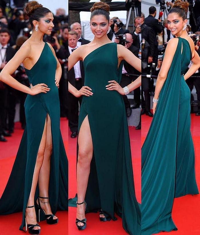 Deepika Padukone turns 35: From Giambattista Valli's ruffled dress to Zac Posen's dreamy gown, 6 iconic looks of the leggy lass