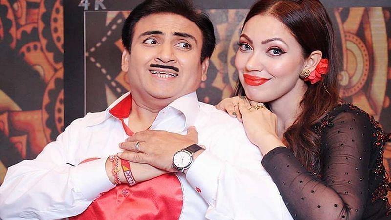 TMKOC: Champakklal overhears Jethaalal saying 'I love you' to Babeetta, almost strangles him