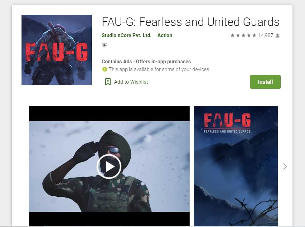 FAU-G now available for download: All you need to know about the game sponsored by Akshay Kumar
