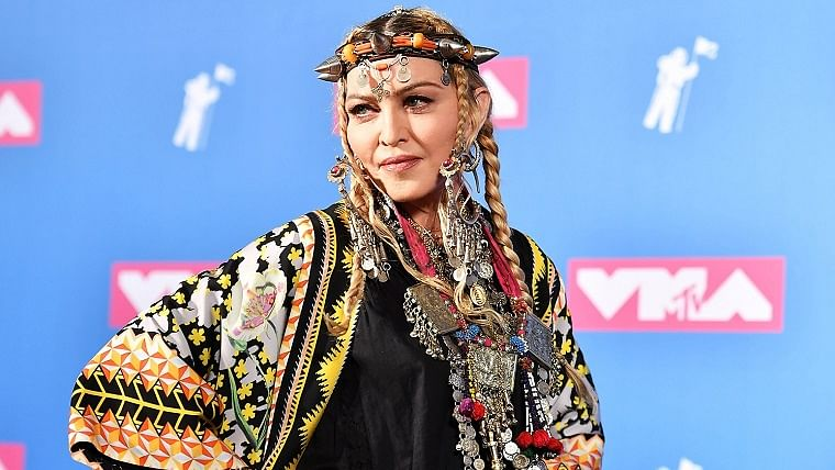 Singer Madonna visits five countries in three weeks amid pandemic