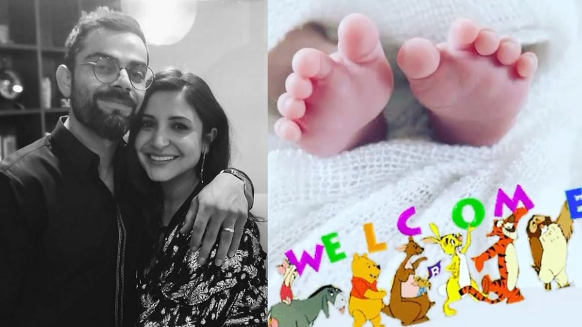 First Pic of Virat-Anushka's Baby: Did Kohli's brother Vikas share a glimpse of the Indian skipper's baby girl?