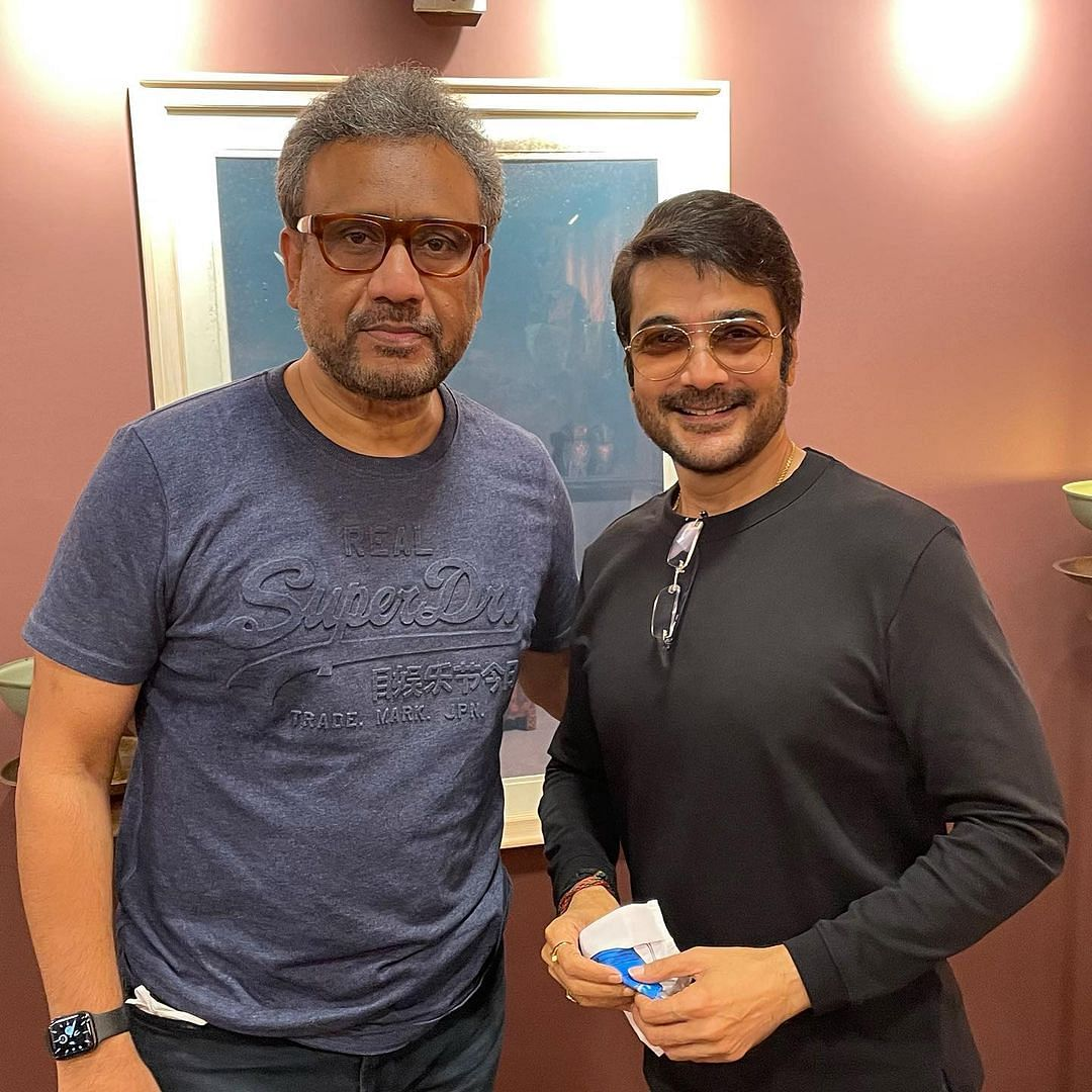 'Anil Kapoor of Bengali cinema': Netizens react after Anubhav Sinha calls Prosenjit Chatterjee a 'fresh young talent'