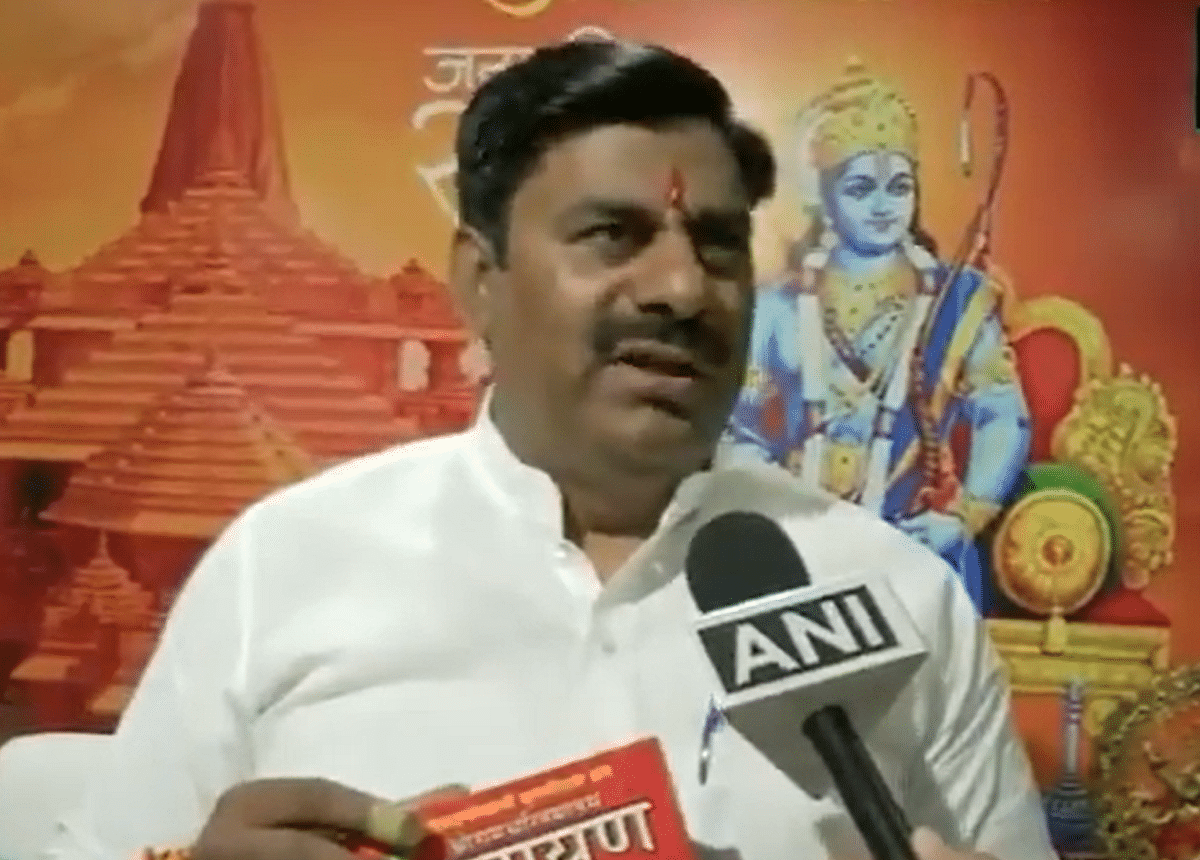 'Apka Jai Shri Ram ho jayega': BJP leader sends copy of 'Ramayana' to Mamata Banerjee, asks if she is 'under pressure from extremists'