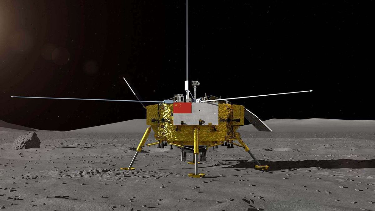 China's Chang'e-4 probe resumes work for 26th lunar day