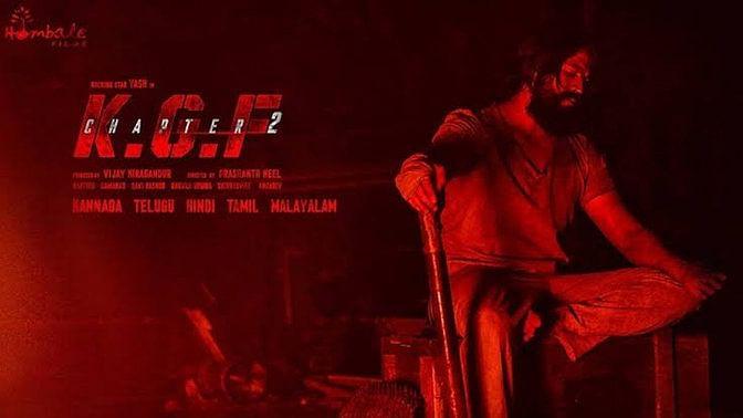 KGF: Chapter 2 Trailer -Yash, Raveena Tandon, Sanjay Dutt unleash the madness