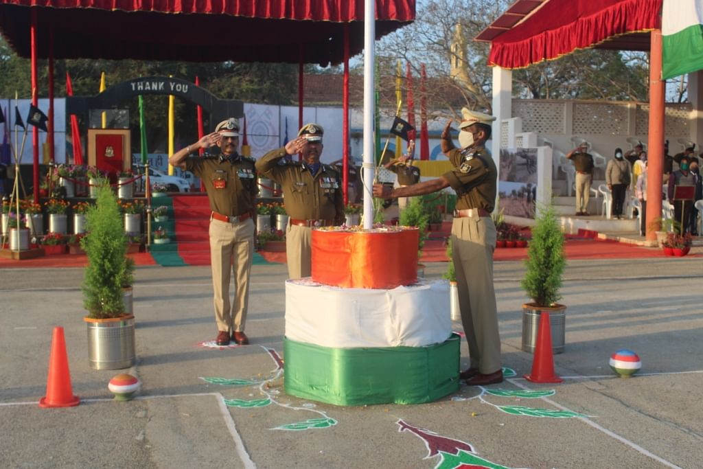 Madhya Pradesh: 68 CRPF personnel receive medals in Neemuch