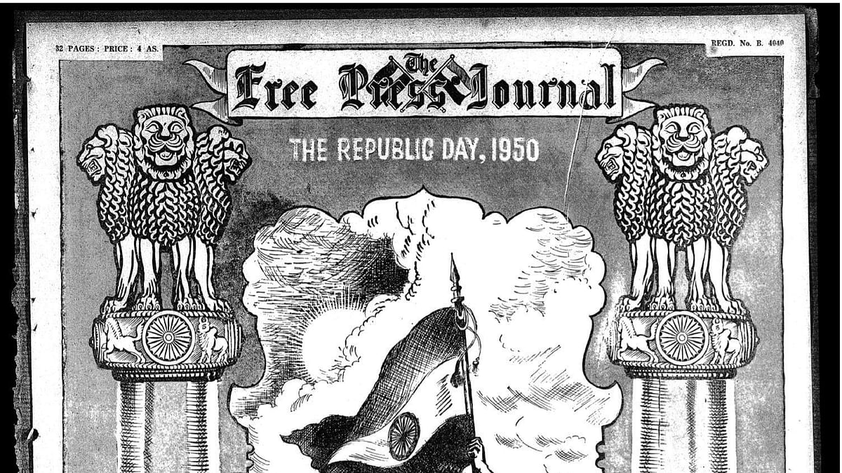 FPJ Archives: How we covered India's first Republic Day