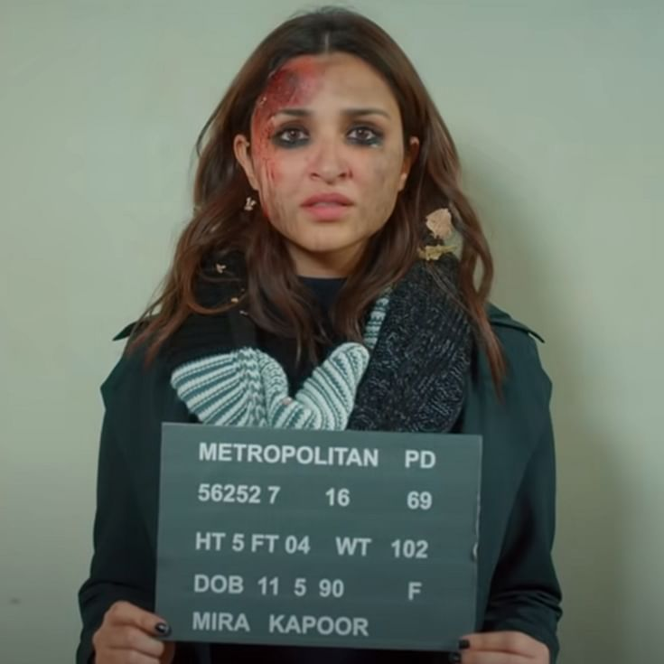 Watch 'The Girl on The Train' Teaser:  Parineeti Chopra-starrer to hit Netflix on this date in February