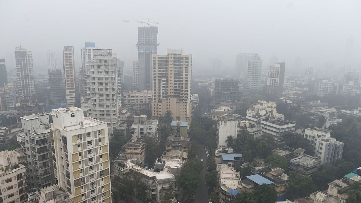 Mumbai weather update: At 18.8 degrees Celsius, city continues to witness winter chills