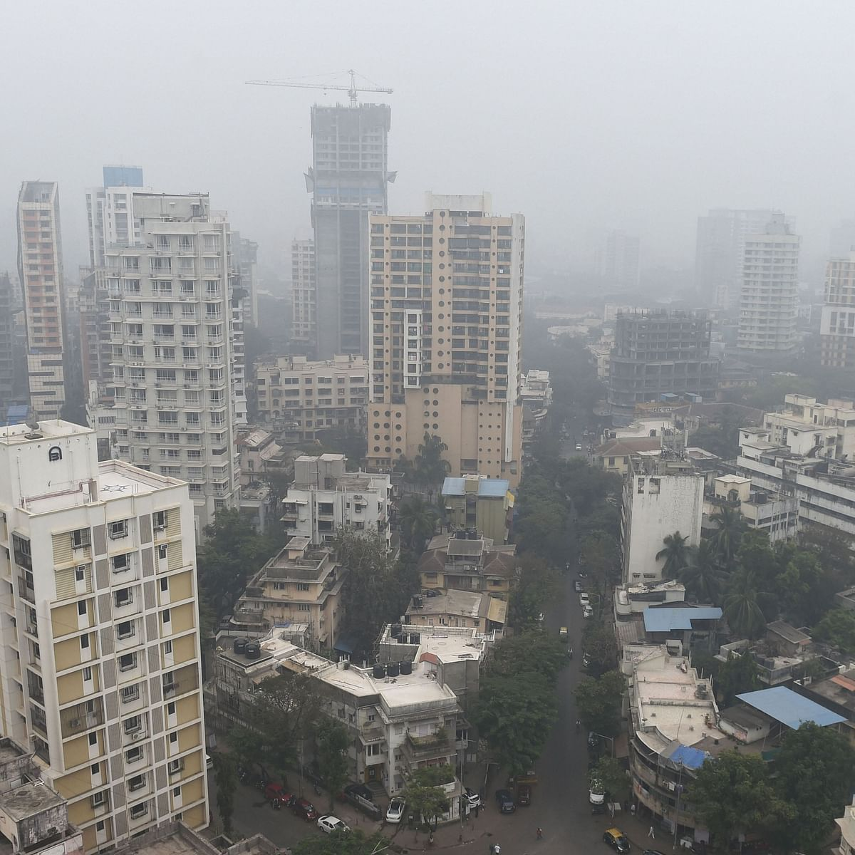 Mumbai weather update: At 18.2 degrees Celsius, city continues to witness winter chills