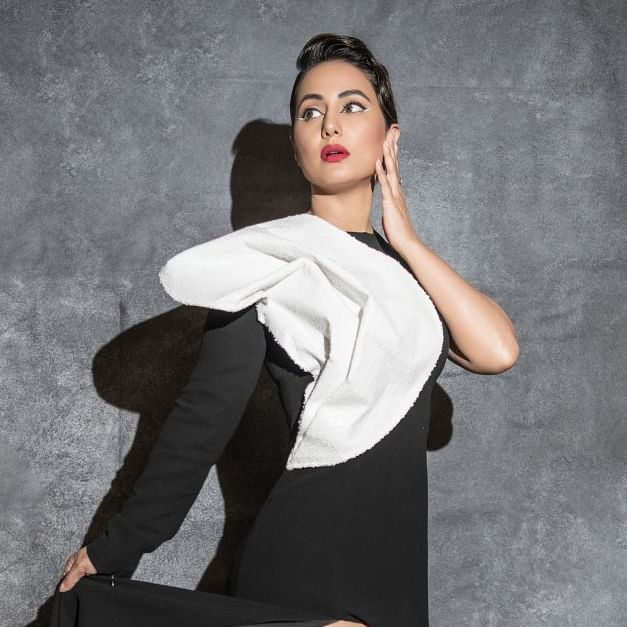 Hina Khan gives a rare peek into her personal space