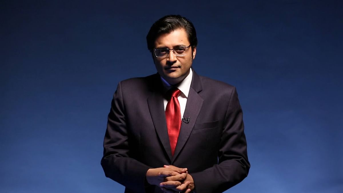 Editor-in-Chief of Republic Media Network Arnab Goswami
