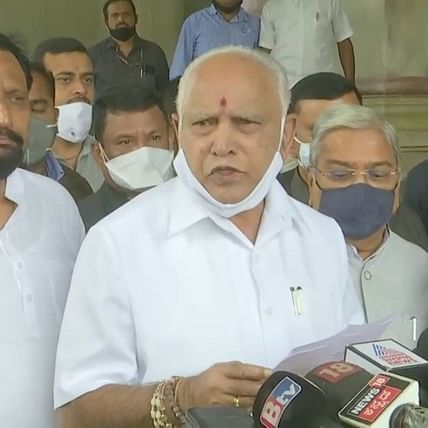 Seven Karnataka legislators to take oath as ministers today, says CM Yediyurappa