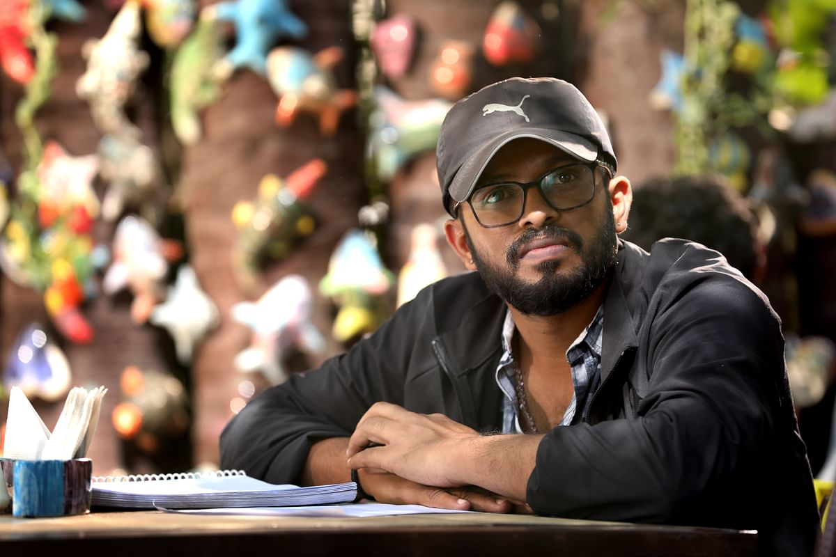 Making quality films is director Ambarish's life's ambition