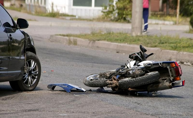 Madhya Pradesh: Two killed as unidentified vehicle hits motorcycle in Jhabua