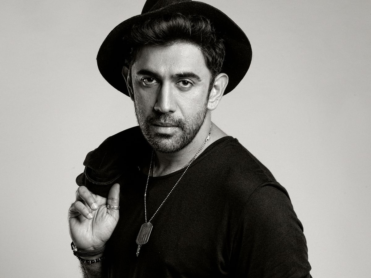 Amit Sadh's 2021 to-do list:  I want to do more engaging and immersive roles