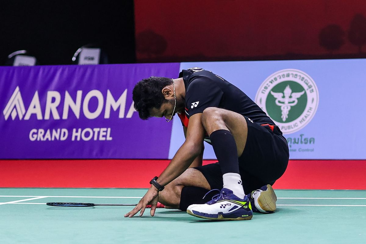 Toyota Thailand Open Super 1000: Prannoy overcomes pain, Christie; Sends defending Asian champion out of contest