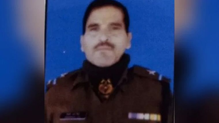 CRPF Assistant Sub Inspector (ASI) Mohan Lal