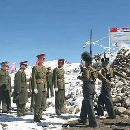 Indian Army hands over apprehended PLA soldier to China