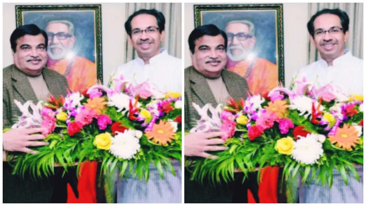 Mumbai: Union Minister Nitin Gadkari to hold meeting with Maharashtra CM Uddhav Thackeray today