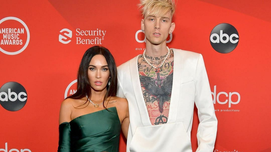 Megan Fox debunks engagement rumours with Machine Gun Kelly
