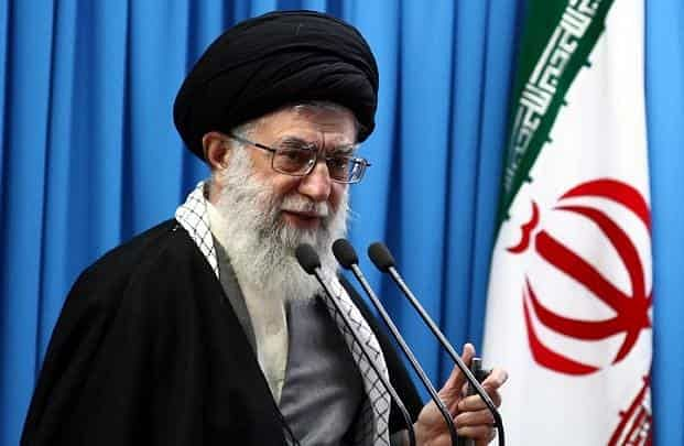 Twitter suspends 'fake account' of Iran's supreme leader Ayatollah Ali Khamenei